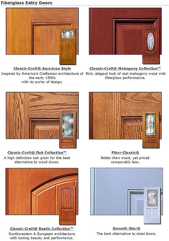 Thermatru Fiberglass Doors