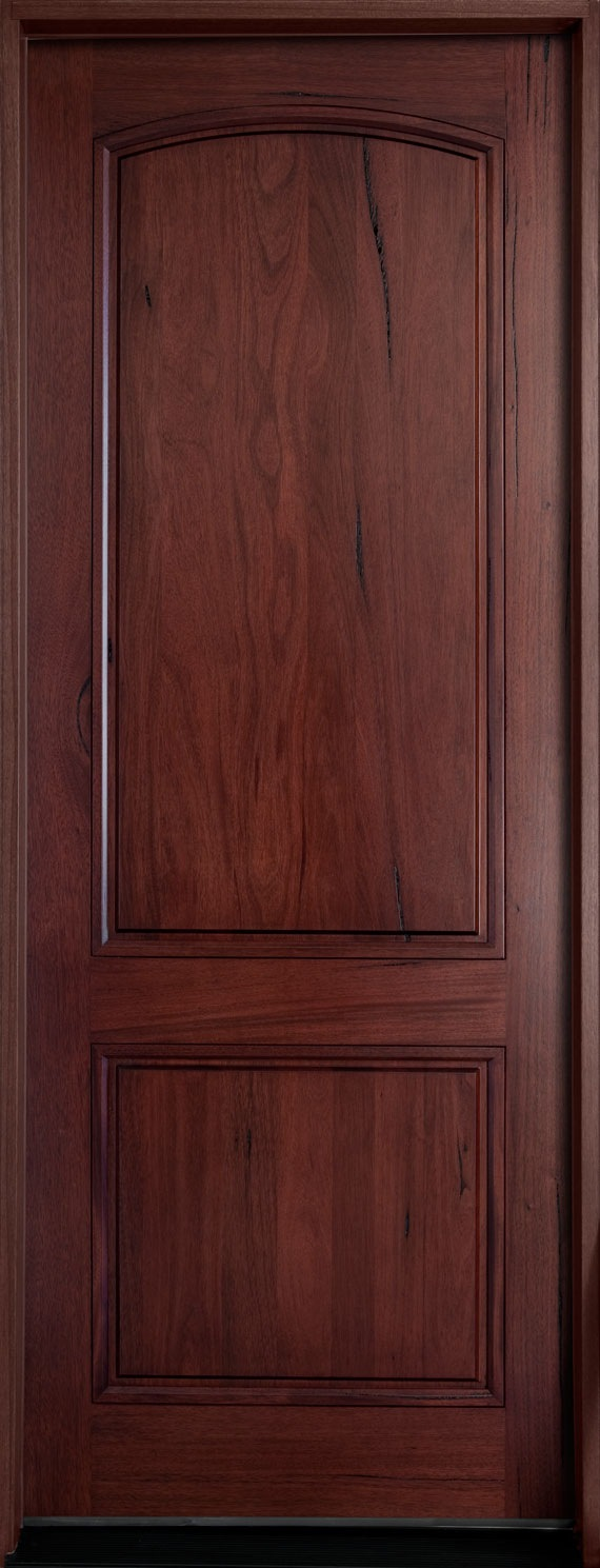 Solid wood front entry doors glenview doors inc for Hardwood front doors