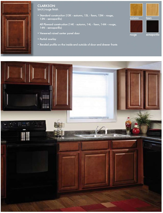 Contractors Choice Cabinets