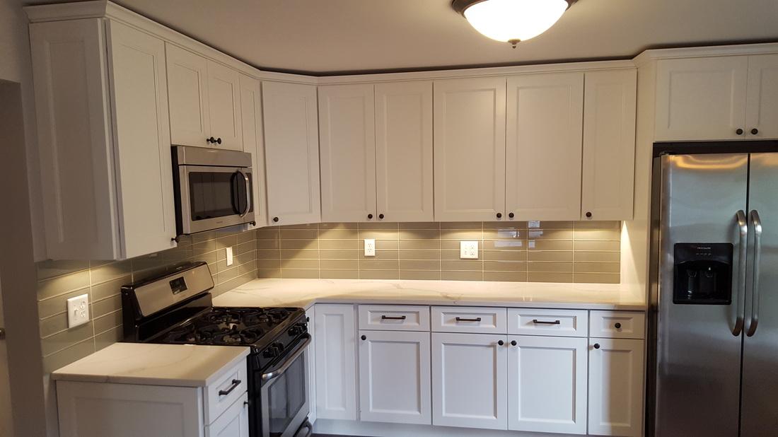 Forevermark Uptown White Danvoy Group Llc Kitchen