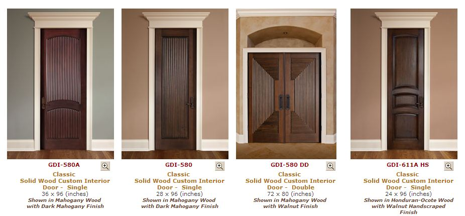 Custom Interior Doors Stokkelandfo Images