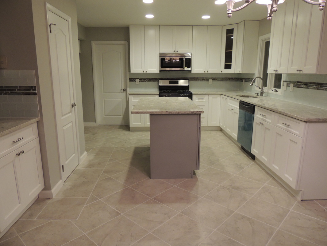 Nexus cabinets for Allure kitchen cabinets