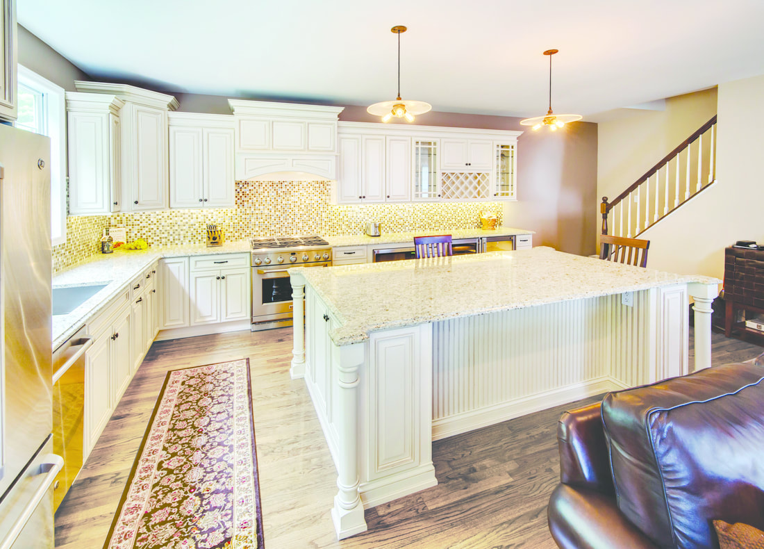 Wellington Ivory - Danvoy Group LLC | Kitchen Cabinets NJ ...